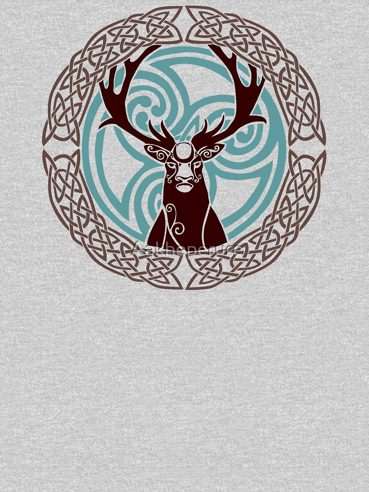 I am a Stag: of seven tines  by Aakheperure