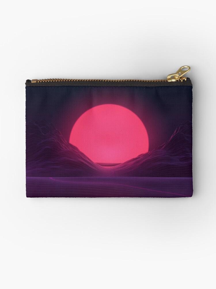 «Puesta de sol de neón» de AxiomDesign