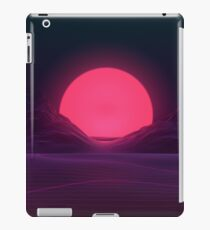 Neon Sunset iPad Case/Skin