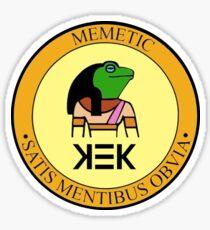 KEK Sigil Sticker Sticker