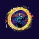 Sorcerer Supreme by jjlockhART