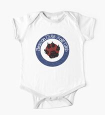Wolf Badge Kids Clothes