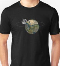 Grand Theft Auto San Andreas Solar System  Unisex T-Shirt