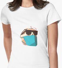 Camiseta entallada Dr. Octagon Low Poly