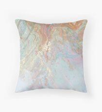 Pastell Marmor #redbubble Kissen