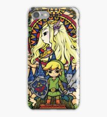 Zelda & Link iPhone Case/Skin