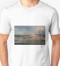 Mountains at Mono Lake Unisex T-Shirt