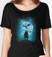 Dragon Slayer Women's Relaxed Fit T-Shirt