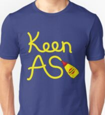 Keen As Mustard by Decibel Clothing T-Shirt