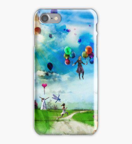The Land of Stories & Nursery Rhymes iPhone Case/Skin