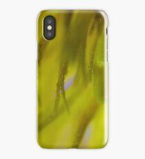 Macro Pollen  iPhone Case/Skin