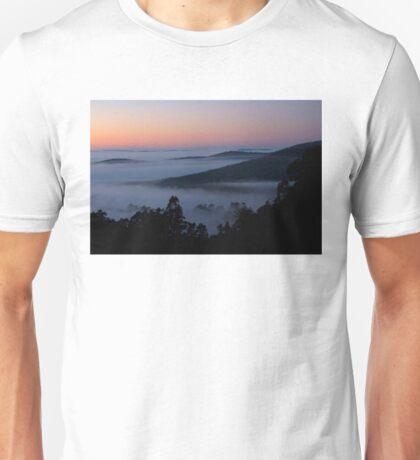 Kalorama Fog Unisex T-Shirt