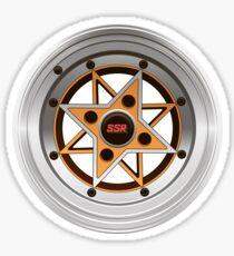 SSR Shark Wheels Sticker