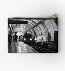 London - The Piccadilly Line, Earl's Court Studio Pouch