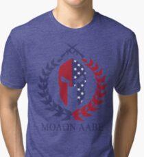 Molon Labe Tri-blend T-Shirt