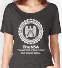 Camiseta ancha La NSA