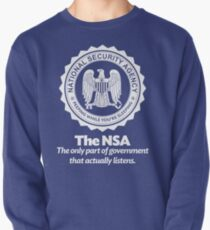 The NSA Pullover