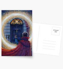 Sherlock Strange Postcards