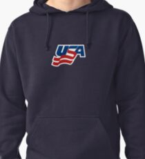 USA Hockey Olympics Team Pullover Hoodie