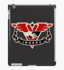 1984 INGSOC Emblem iPad Case/Skin
