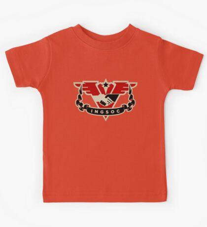 1984 INGSOC Emblem Kids Clothes