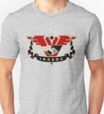 1984 INGSOC Emblem Unisex T-Shirt