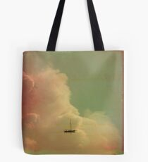 Once Upon a Time a Little Boat Tote Bag
