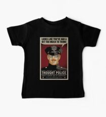 Thought Police Baby Tee