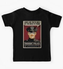 Thought Police Kids Tee