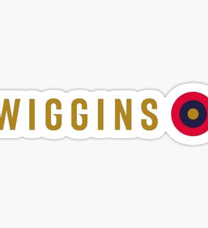 Wiggins Sticker