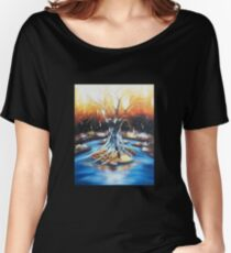 Energie Baum Women's Relaxed Fit T-Shirt