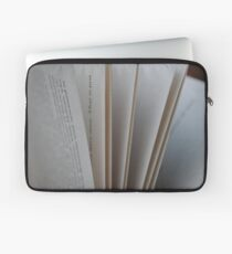 Pages of a Book Laptop Sleeve