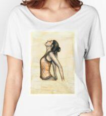 Desierto Dibujo Camisetas anchas para mujer  Redbubble