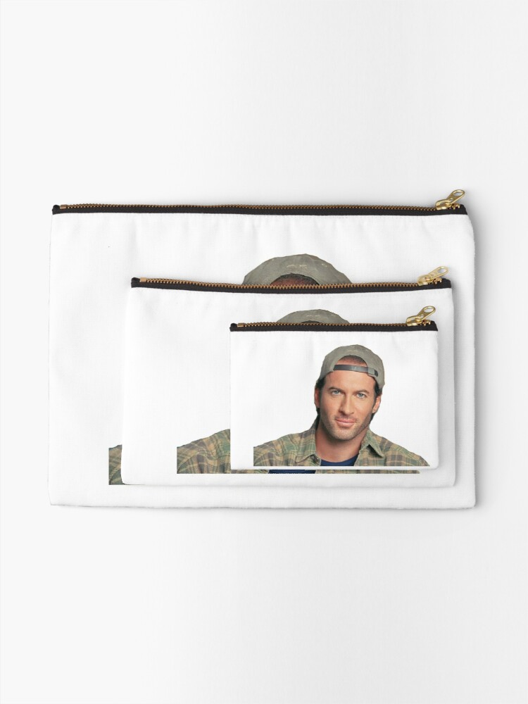 Alternate view of luke  Zipper Pouch