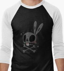 Bunny - Skull Men's Baseball ¾ T-Shirt