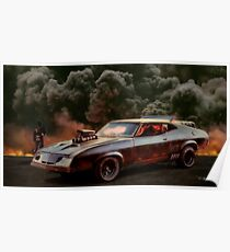 Mad Max - The Road Warrior Poster