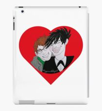 Nygmobblepot iPad Case/Skin