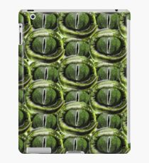 reptile eye iPad Case/Skin