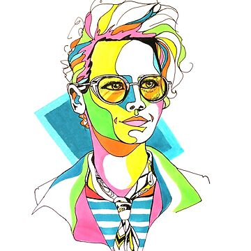 dr holtzmann - ghostbusters by livintune