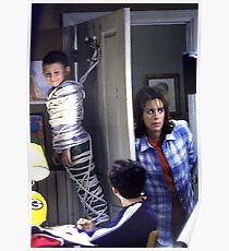 Malcolm in the Middle Lois loses her touch Poster