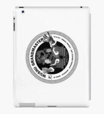 Bruce Lee & Ip Man Collaboration iPad Case/Skin