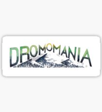 Dromomania Sticker