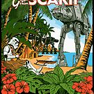 Greetings from Scarif by J.C. Maziu