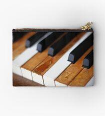 old piano Studio Pouch