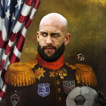 Tim Howard de pupazzaro