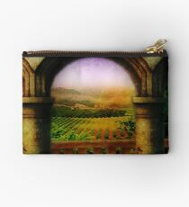 Tuscan View Studio Pouch