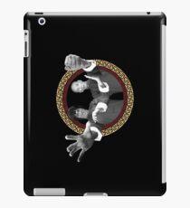Bruce Lee & Ip Man - Grandmaster Duo iPad Case/Skin
