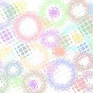 Pastel rings by RosiLorz