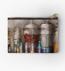 Pharmacy - Mysterious pebbles, powders and liquids Studio Pouch