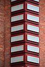Masonry Corner by John Schneider